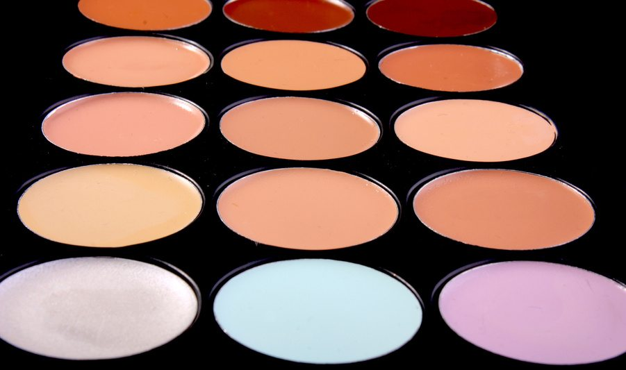 color correcting concealer makeup