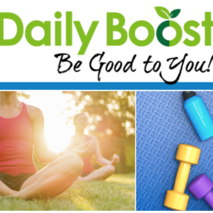 Nature Made Daily Boost Program