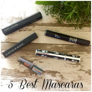 Top Rated Best Mascaras 2016